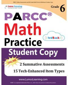 PARCC Practice tedBook® - Grade 6 Math, Student Copy
