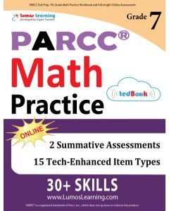 PARCC Practice tedBook® - Grade 7 Math, Teacher Copy