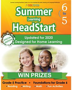 Lumos Summer Learning HeadStart Grade 5 to 6, Teacher Copy
