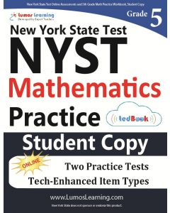 NYST Practice tedBook® - Grade 5 Math, Student Copy
