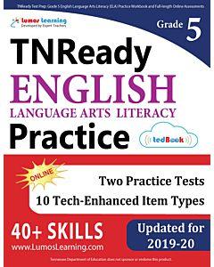 TNReady Practice tedBook® - Grade 5 ELA, Teacher Copy