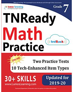 TNReady Practice tedBook® - Grade 7 Math, Teacher Copy