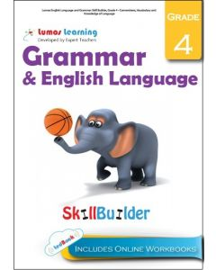 Lumos English Language and Grammar Skill Builder, Grade 4 - Conventions, Vocabulary and Knowledge of Language - Teacher copy