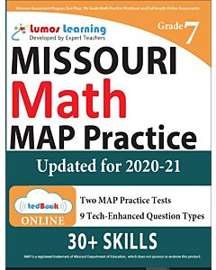 MOMAP Practice tedBook® - Grade 7 Math, Teacher Copy