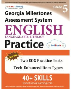 GMAS Practice tedBook® - Grade 5 ELA, Teacher Copy