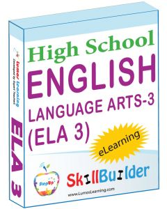English Language Arts - 3 (ELA-3)