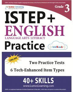 ISTEP+ Practice tedBook® - Grade 3 ELA, Teacher Copy