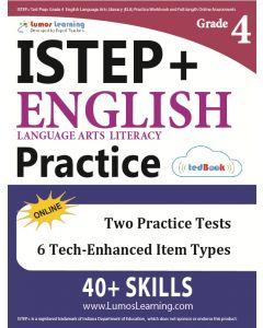 ISTEP+ Practice tedBook® - Grade 4 ELA, Teacher Copy