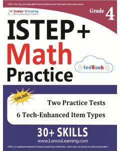 ISTEP+ Practice tedBook® - Grade 4 Math, Teacher Copy