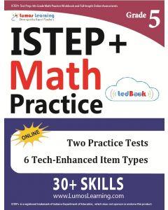 ISTEP+ Practice tedBook® - Grade 5 Math, Teacher Copy