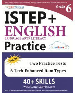 ISTEP+ Practice tedBook® - Grade 6 ELA, Teacher Copy