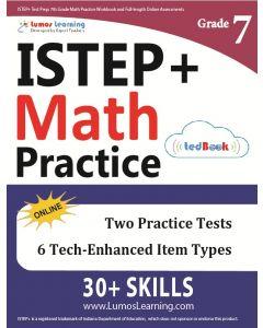 ISTEP+ Practice tedBook® - Grade 7 Math, Teacher Copy