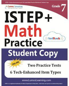ISTEP+ Practice tedBook® - Grade 7 Math, Student Copy