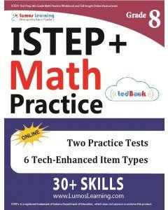 ISTEP+ Practice tedBook® - Grade 8 Math, Teacher Copy