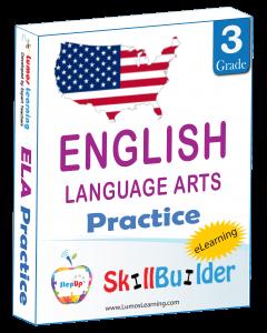 StepUp Skill Builder - Grade 3 ELA