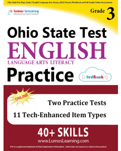 OST Practice tedBook® - Grade 3 ELA, Teacher Copy