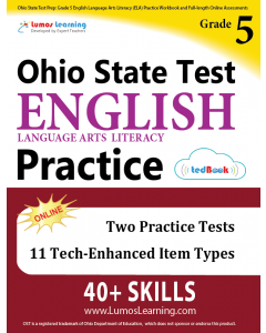 OST Practice tedBook® - Grade 5 ELA, Teacher Copy