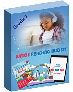 Lumos Reading Buddy - Oral Reading Fluency Program, Grade 3