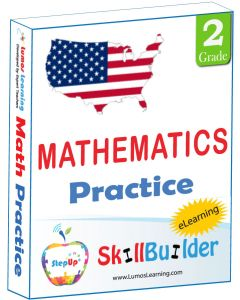 StepUp Skill Builder - Grade 2 Math