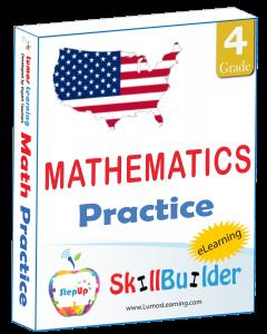 StepUp Skill Builder - Grade 4 Math