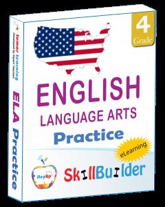 StepUp Skill Builder - Grade 4 ELA
