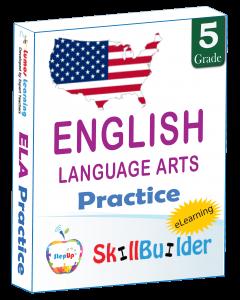 StepUp Skill Builder - Grade 5 ELA