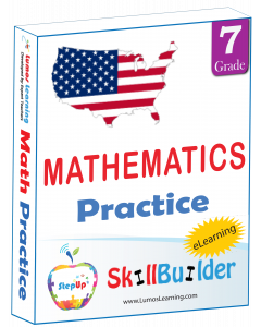 StepUp Skill Builder - Grade 7 Math