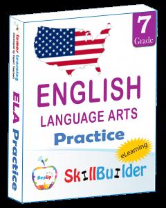 StepUp Skill Builder - Grade 7 ELA