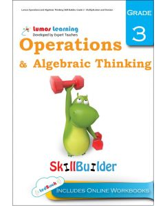 Lumos Operations and Algebraic Thinking Skill Builder, Grade 3 - Multiplication and Division - Teacher Copy