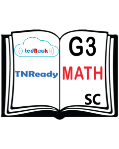 TNReady Practice tedBook® - Grade 3 Math, Student Copy